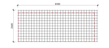 Se62 seismic mesh steeltube sheet details keyboard keysfo Gallery