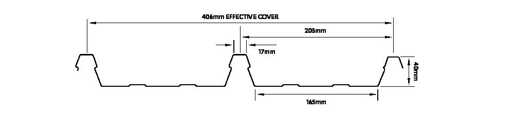 Kliplok Steel Amp Tube